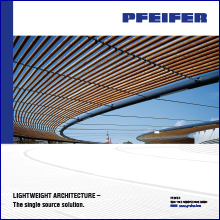 Cable structures | PFEIFER
